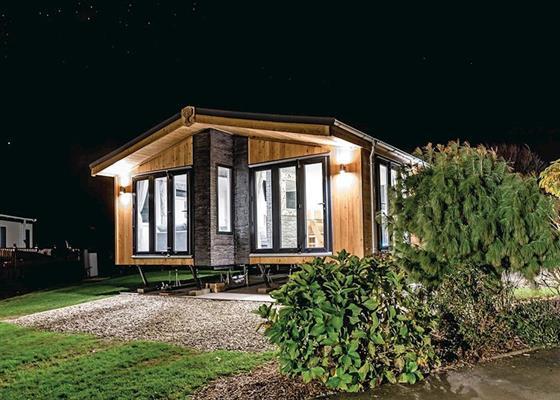 Platinum Lodge 20 at Cross Park Holiday Village, Kilgetty