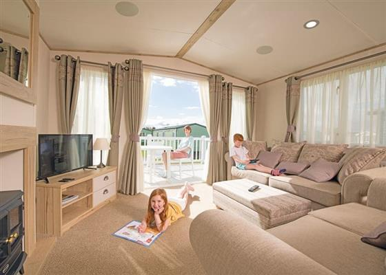 Polkerrin at Newquay Holiday Park, Newquay