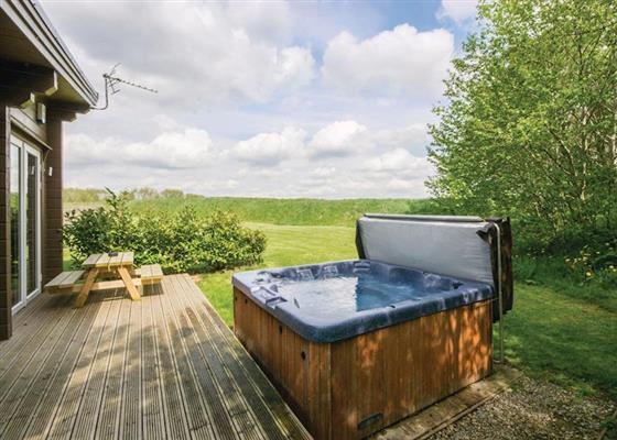 Poplar Lodge at Woodland Lakes Lodges, Thirsk