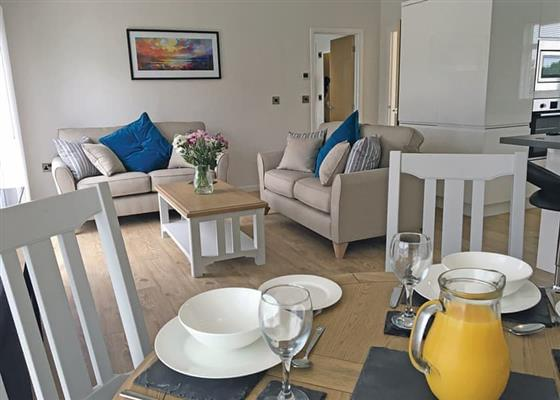 Poplar Lodge WF at Florence Springs Lakeside Lodges, Tenby