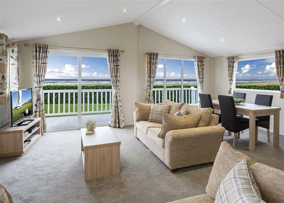 Powys Lodge at Trecco Bay, Porthcawl