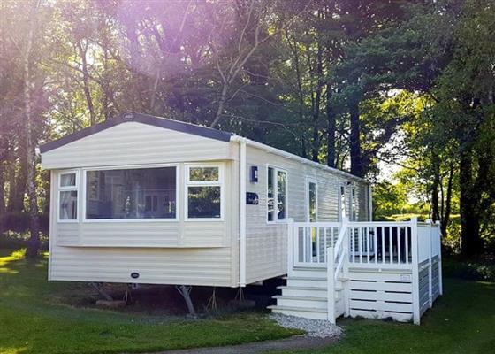 Premier Caravan 3 at Hengar Manor Country Park, Bodmin