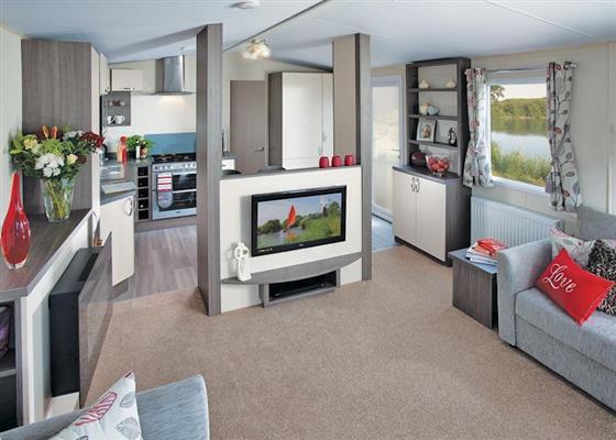 Premier Plus 4 Caravan (Pet Friendly) at Beverley Bay, Paignton