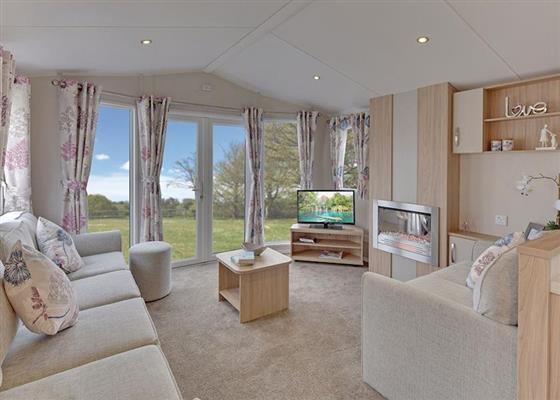 Premium Caravan 2 at Rookley Park, Ventnor