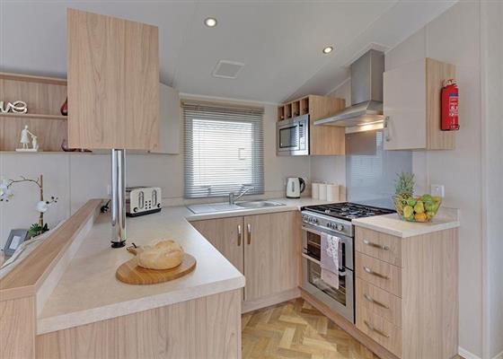 Premium Caravan 2 VIP at Rookley Park, Ventnor