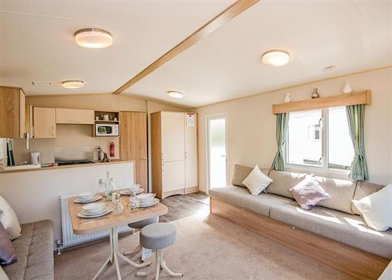 Premium Caravan 3 at Rookley Park, Ventnor