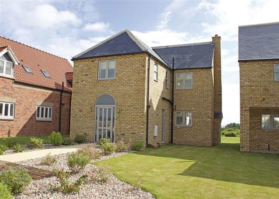 Premium Cottage 3 (Pet) at The Bay, Filey