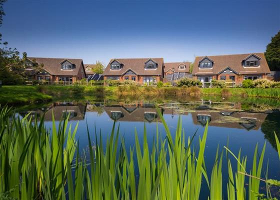 Premium Cottage 3 (Pet) at The Lakes Rookley, Ventnor