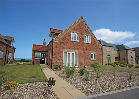 Premium Plus Cottage 4 (Pet) at The Bay, Filey