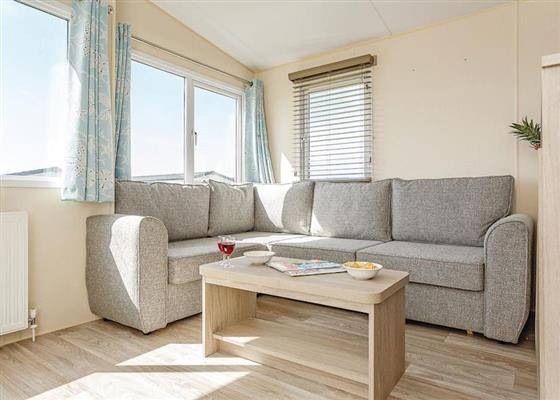Prideaux 2 Plus at Sandymouth Holiday Resort, Bude