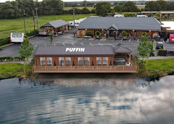 Puffin at Caistor Lakes Lodges, Market Rasen