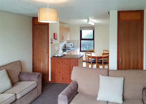 PV 2 Bed Bronze House at Perran View Holiday Park, Saint Agnes