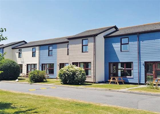 PV 2 Bed Gold House (Pet) at Perran View Holiday Park, Saint Agnes