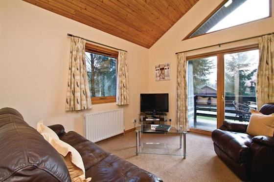 Rainbow Lodge Plus at Piperdam Lodges, Dundee