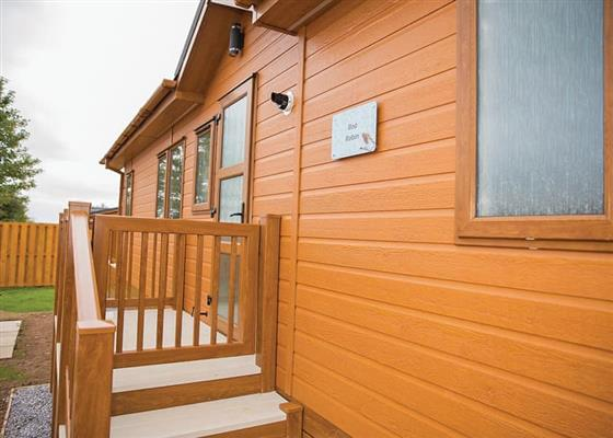 Red Robin Lodge at Longmead Country Escapes, Cheddar