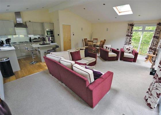 Retreat Lodge at Hillcroft Holiday Park, Penrith
