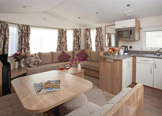 Rio at Porth Beach Holiday Park, Newquay