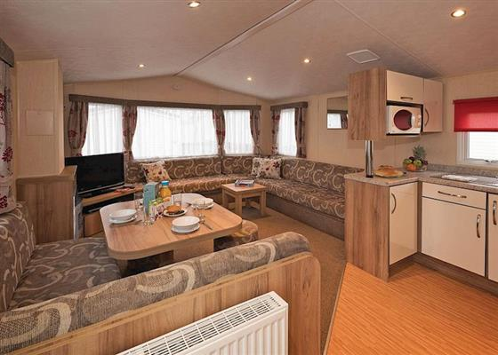 Rio Gold 3 at Waterside Holiday Park and Spa, Weymouth