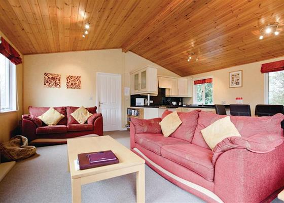 Roadford Lodge at Ruby Country Lodges, Beaworthy