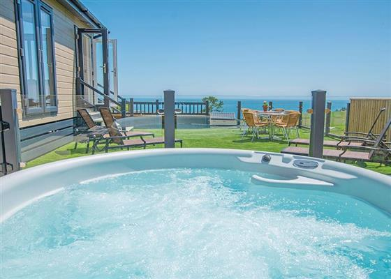 Rockpool Lodge at Ladram Bay Holiday Park, Budleigh Salterton