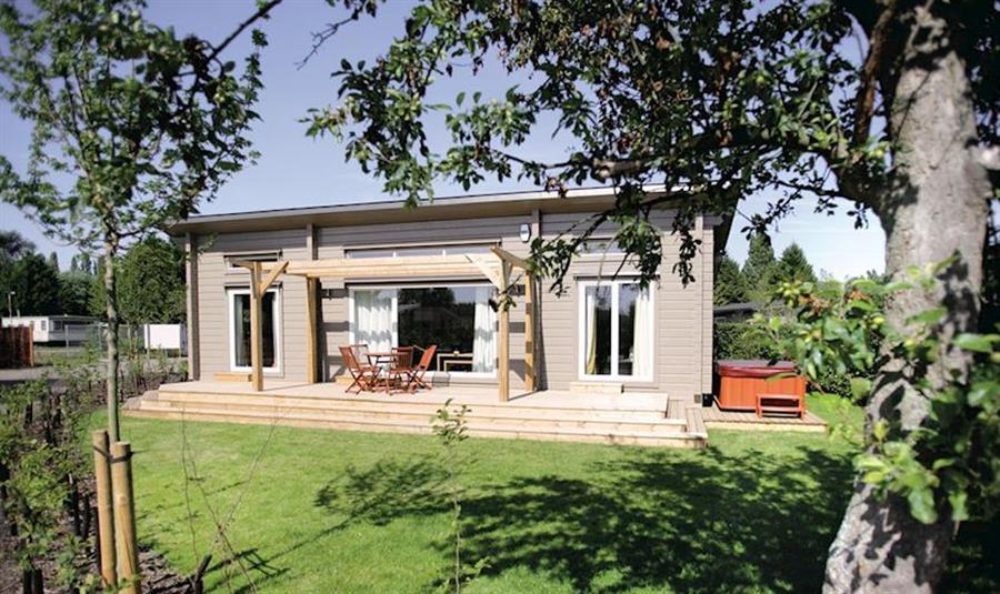 Roydon Mill Lodges