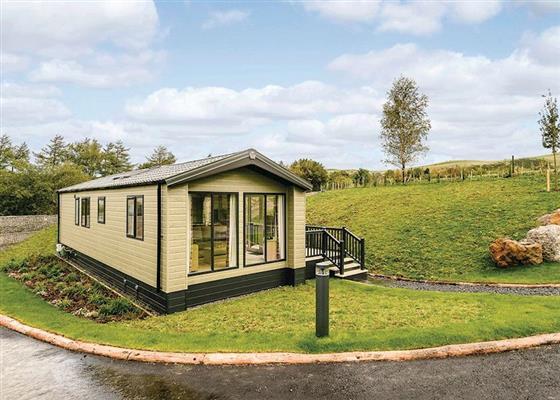 Ruskin 2 at Keswick Reach Lodge Retreat, Cockermouth