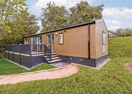 Ruskin Select 1 at Keswick Reach Lodge Retreat, Cockermouth