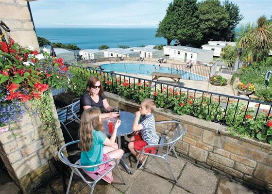 SA 3 Bed Value Caravan (Pet) at Sandaway Beach Holiday Park, Ilfracombe