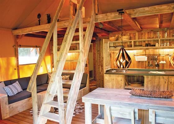 Safari Tent Simplex