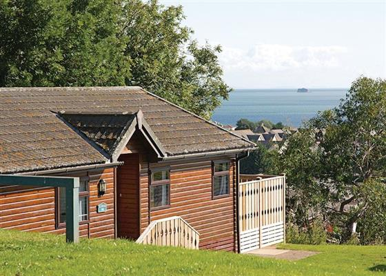 Sandpiper Lodge at Beverley Park, Paignton