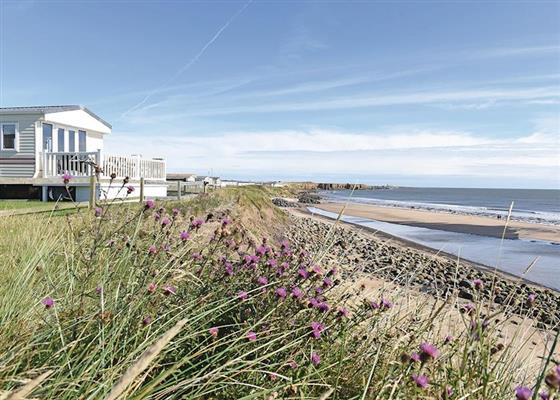 Sandy Bay Silver Plus 2 (sleeps 4) at Sandy Bay, Northumberland