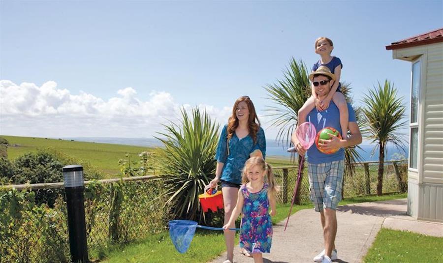 Sandymouth Holiday Park