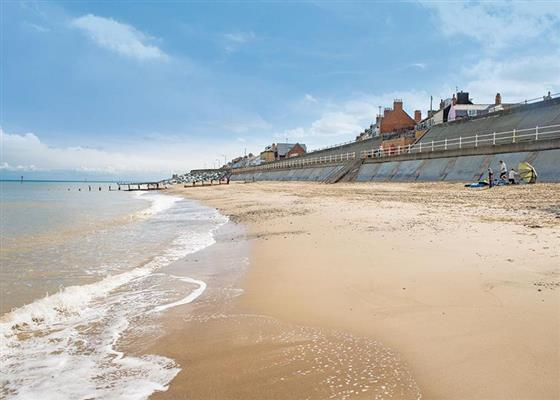 Scarborough at Withernsea Sands, Withernsea