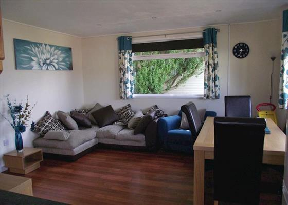 Seabreeze Bungalow at Liskey Hill Holiday Park, Perranporth