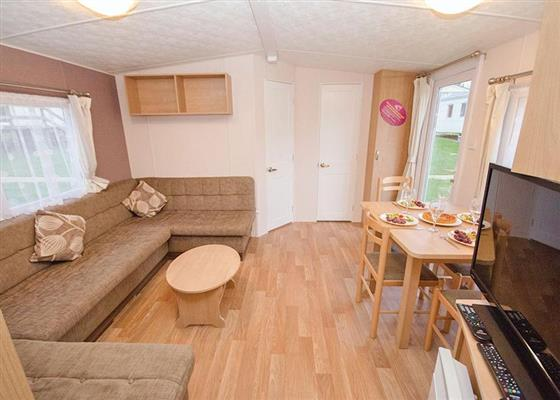 Seawick Gold Plus 4 at Seawick Holiday Village, Clacton-on-Sea
