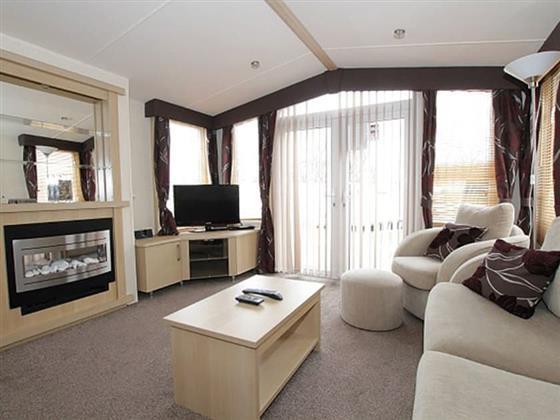 Select 3 Caravan at Hoburne Cotswold, Cirencester
