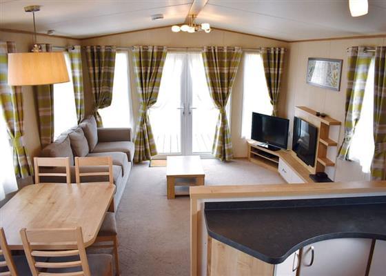 Select Plus 2 Caravan (Pet) at Hoburne Bashley, New Milton