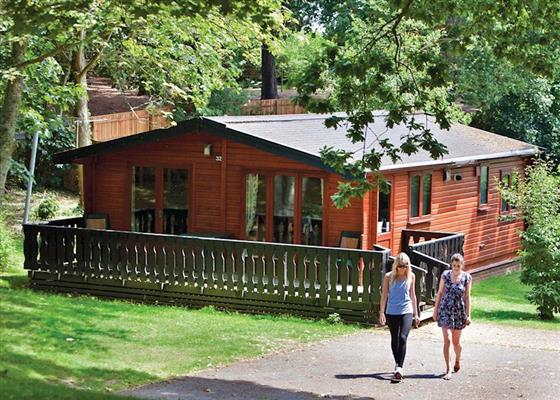 Select Plus Lodge 2 at Forest Edge, Ringwood