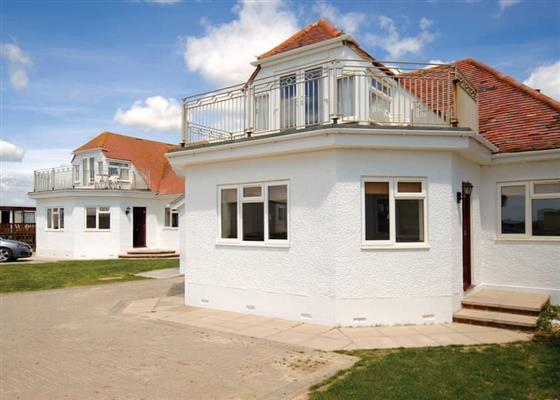 Selmer House at West Sands, Chichester