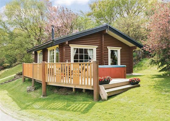 Serenity 1 at Faweather Grange Lodges, Bingley