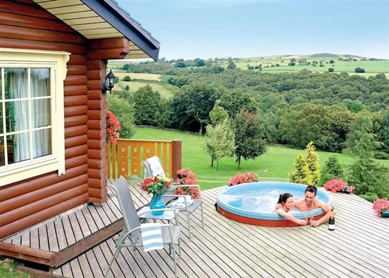 Serenity 2 at Faweather Grange Lodges, Bingley