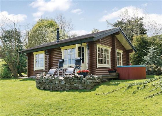 Serenity 3 at Faweather Grange Lodges, Bingley