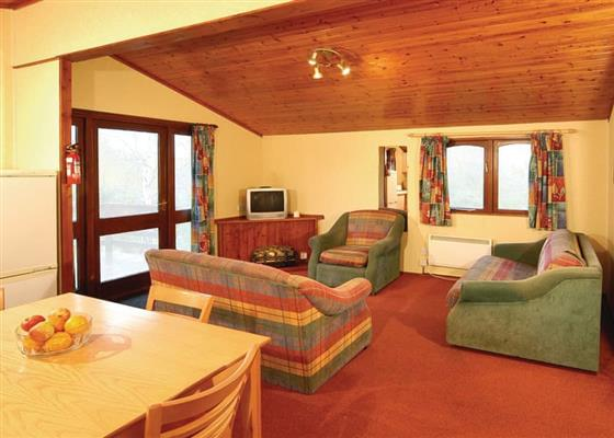 Sessile Lodge at Landguard, Shanklin