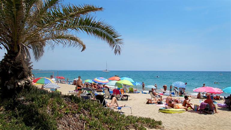 Setting of La Torre del Sol, Miami Platja Costa Dorada