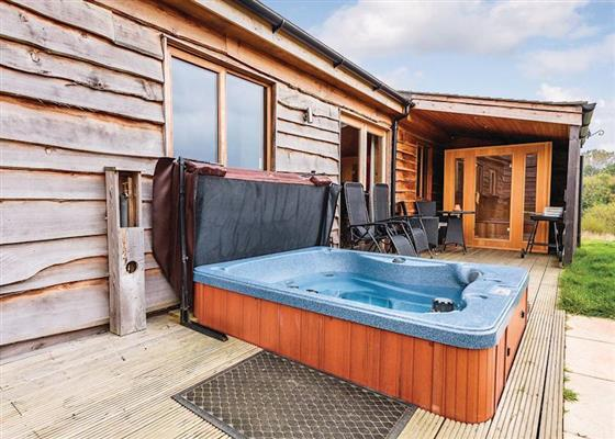 Shaftesbury Lodge at New Forest Lodges, Wimborne