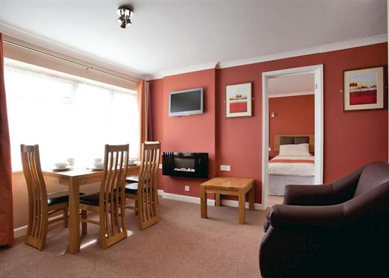 Shaldon Apartment at Torquay Holiday Park, Torquay