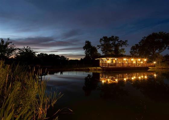 Shearwater at Caistor Lakes Lodges, Market Rasen