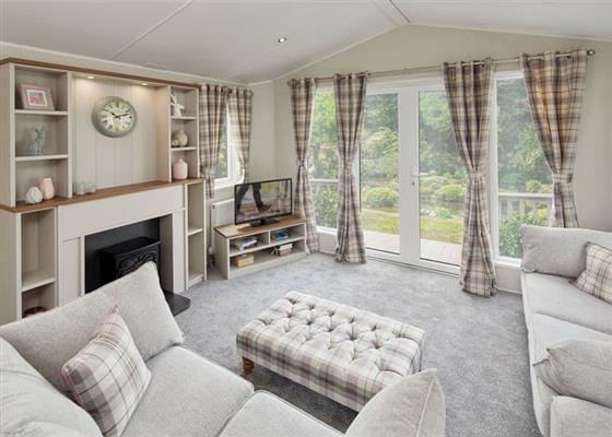 Sheraton Lodge at Willow Pastures Country Park, Hull