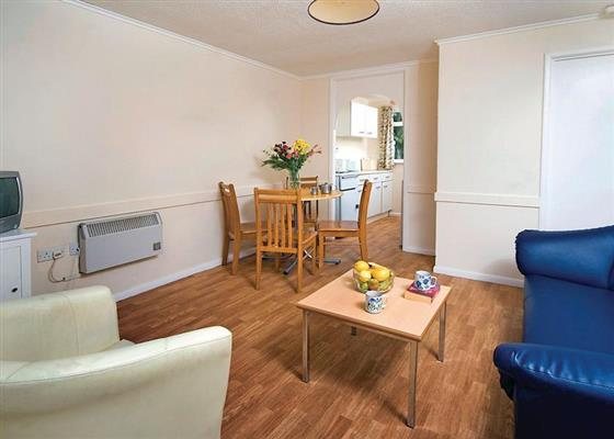 SHP Silver 3 Maisonette slp 7 at Summerfields, Great Yarmouth