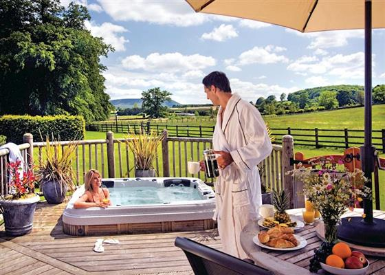 Sika Lodge at Ribblesdale Lodges, Clitheroe